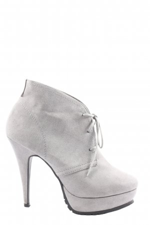 Bull Boxer Booties light grey casual look