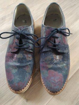 Bull Boxer Chaussures à lacets multicolore