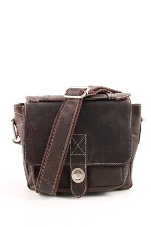 Bull & Hunt Shoulder Bag brown business style