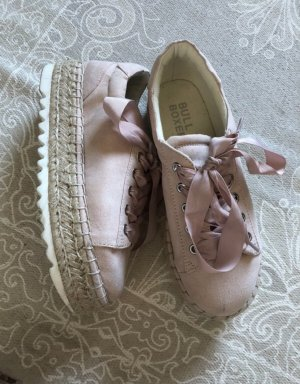 Bullboxer Chaussures à lacets rose-rose clair