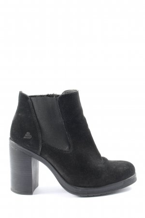 Bullboxer Ankle Boots schwarz Casual-Look