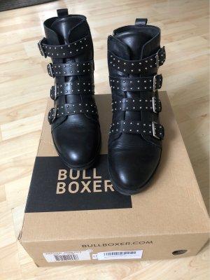 Bullboxer Stivaletto slip-on nero