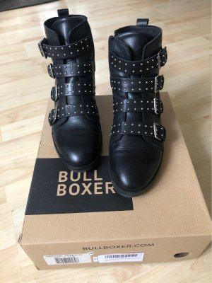Bullboxer Bottines à enfiler noir