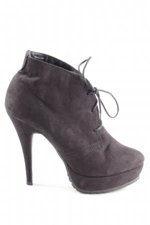 Bullboxer High Heels braun Casual-Look