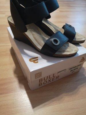 Bullboxer - Keilsandaletten Gr. 41