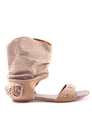 Bullboxer Sandalo con cinturino bianco sporco stile casual