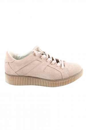 Bullboxer Schnürschuhe creme Casual-Look