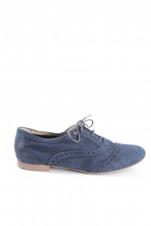 Bullboxer Lace Shoes blue casual look