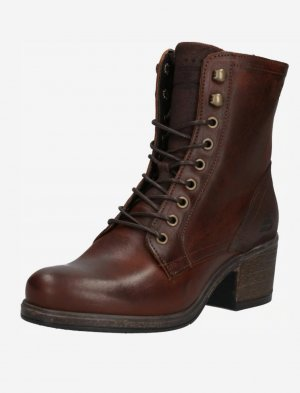 Bullboxer Lace-up Boots dark brown