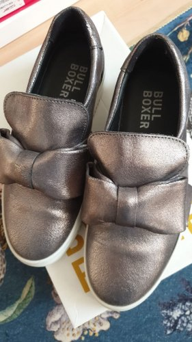 Bullboxer Slipper Silber