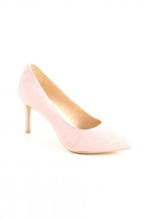 Bullboxer Spitz-Pumps pink Business-Look