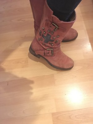 Bullboxer Boots western brun