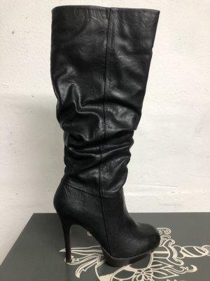 Bullboxer High Heel Boots black
