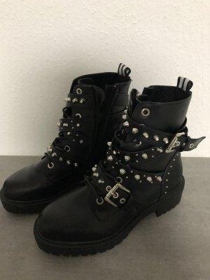 Bull Boxer Chelsea Boot noir