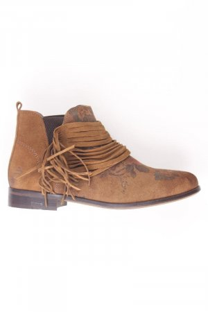 Bullboxer Booties leather