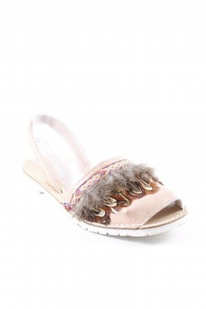 Bullboxer Beach Sandals multicolored casual look