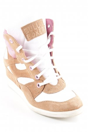 Bullboxer Wedge Sneaker multicolored