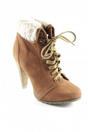 Bullboxer Winter Booties brown business style