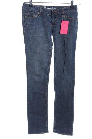 Bullhead Skinny Jeans blau Casual-Look