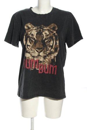 BumBum T-shirt imprimé imprimé avec thème style décontracté