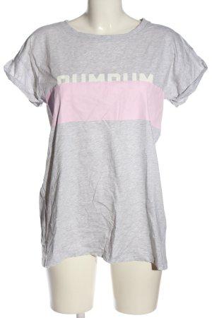 BumBum T-shirt imprimé moucheté style décontracté