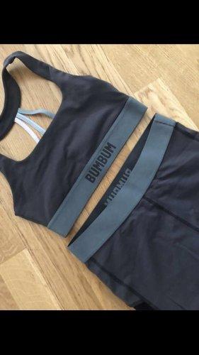 BumBum Pantalon de sport gris