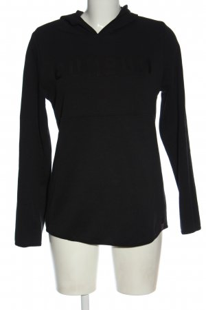 BumBum Sweatshirt noir style décontracté