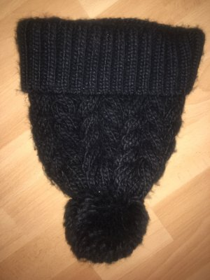Zara Cappello in pelliccia nero
