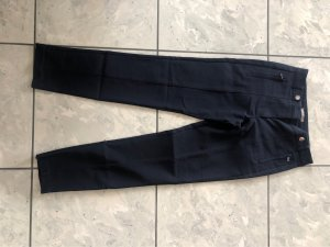 Orsay Pleated Trousers dark blue