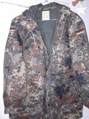 Cappotto corto multicolore Cotone