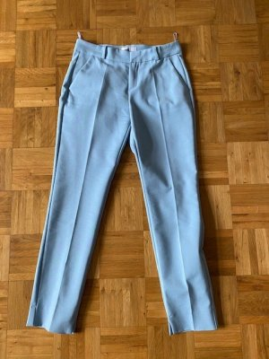 adl Pleated Trousers azure