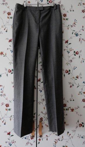 Jaeger Pantalon à pinces gris foncé