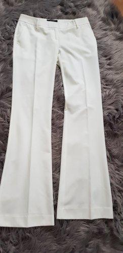 Body by Victoria Pantalone a pieghe bianco sporco