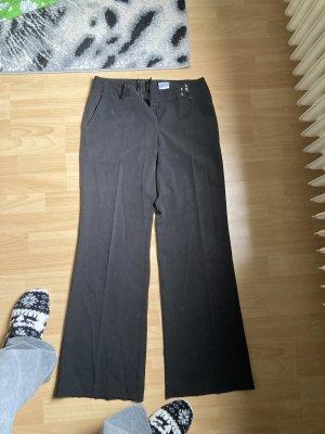 Bodyright Pantalón de pinza negro