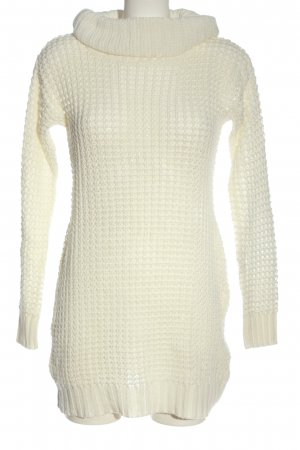 bunoh.q Sweater Dress natural white casual look