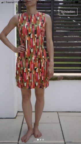 Antonello Serio Robe trapèze multicolore