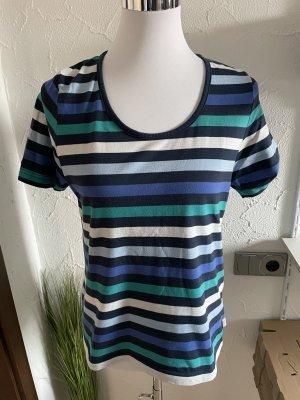 bunt gestreiftes Shirt von Laura Kent - Gr. 38