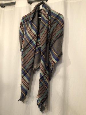 Codello Sciarpa di lana multicolore