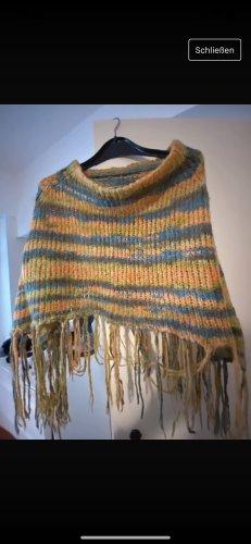 0039 Italy Wool Coat multicolored