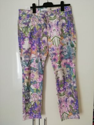 Mac 7/8 Length Trousers multicolored