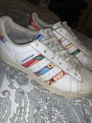 bunte Adidas Superstar
