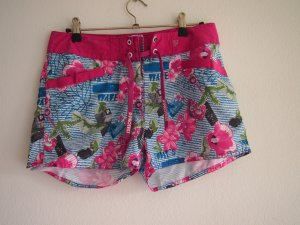 Protest Short multicolore polyester
