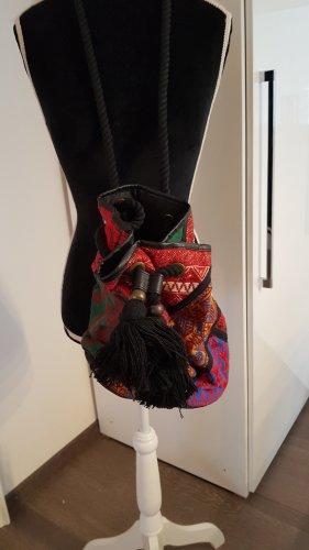 H&M Bolso tipo marsupio multicolor Algodón
