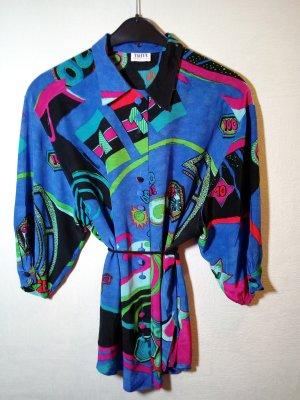 Bunte Bluse true Vintage