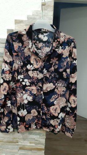 bunte Bluse von Vero Moda