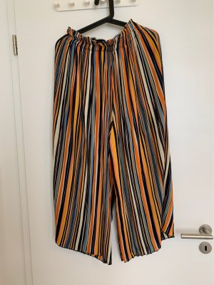 Bershka Pantalone culotte multicolore