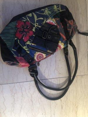 Bunte Desigual Handtasche