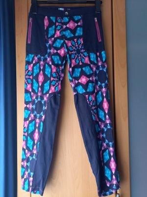 Desigual Stretch Trousers multicolored