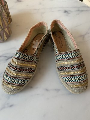 Gaimo Espadrilles Espadrille sandalen veelkleurig