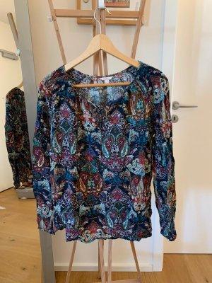 Bunte Esprit-Bluse, Größe 40